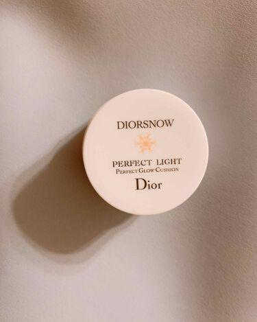 ディオール  スノー パーフェクト ライト クッション SPF 50-PA+++/Dior/クッションファンデーションを使ったクチコミ(1枚目)