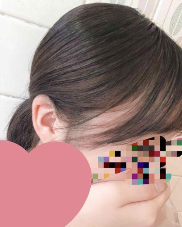 ターンカラースプレー<ナチュラルブラック>/パルティ/ヘアカラー・白髪染め・ブリーチを使ったクチコミ(2枚目)