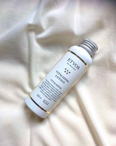セラミドスキンケア バイタライジングローション/ETVOS/化粧水を使ったクチコミ(1枚目)