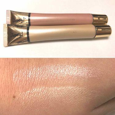 オールージュ UV50/YVES SAINT LAURENT BEAUTE/化粧下地を使ったクチコミ(2枚目)