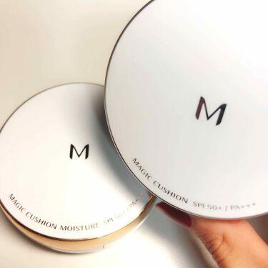 美帆さんの「MISSHAM クッション ファンデーション(モイスチャー)<その他ファンデーション>」を含むクチコミ