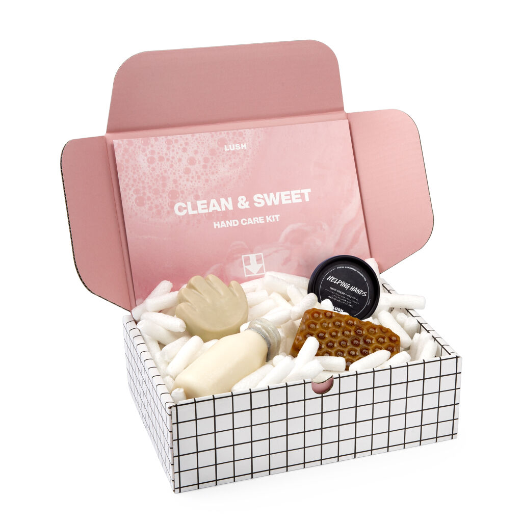 Hand Care Kit 『Clean & Sweet』 ラッシュ