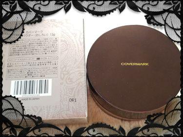 シアー パウダー/COVERMARK/ルースパウダーを使ったクチコミ(3枚目)