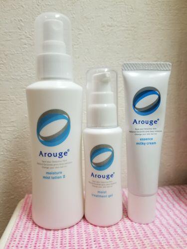 モイスチャー ミストローション II (しっとり)/アルージェ/ミスト状化粧水を使ったクチコミ(1枚目)