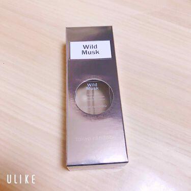 tokyo randebu eau de toilette Wild Musk/tokyo rendezvous/香水(レディース)を使ったクチコミ(2枚目)
