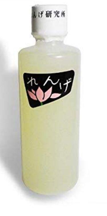 れんげ化粧水/その他/化粧水を使ったクチコミ(1枚目)