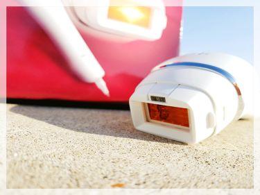 光美容器 光エステ(ボディ用/コードレス) ES-WH81/Panasonic/ボディケア美容家電を使ったクチコミ(3枚目)