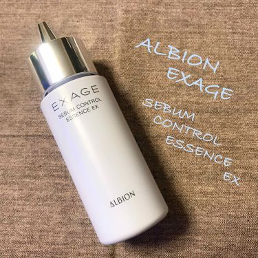 SAORI💜さんの「アルビオンシーバム コントロール エッセンス<美容液>」を含むクチコミ