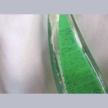 アロエ99% スージングジェル/ホリカホリカ/ボディローションを使ったクチコミ(3枚目)