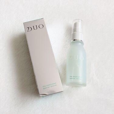 ザ 薬用バリアレスキュー/DUO/美容液を使ったクチコミ(2枚目)