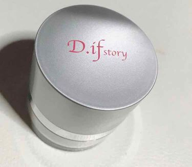 シャイニーパウダー/D.if story(ディフ ストーリー)/ルースパウダーを使ったクチコミ(1枚目)