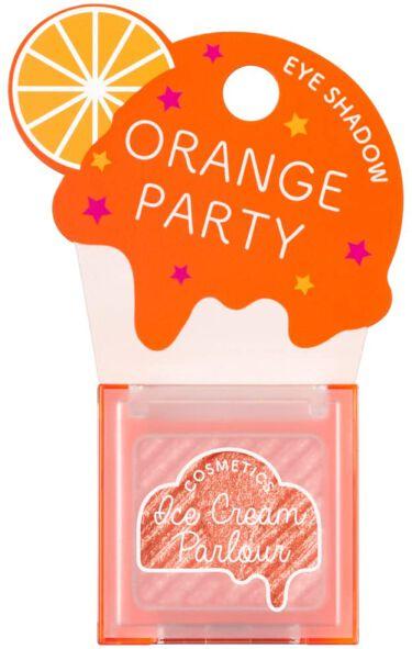 アイシャドウ オレンジパーティ