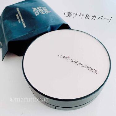 エッセンススキンファンデーションパクト/VT Cosmetics/クリーム・エマルジョンファンデーションを使ったクチコミ(1枚目)