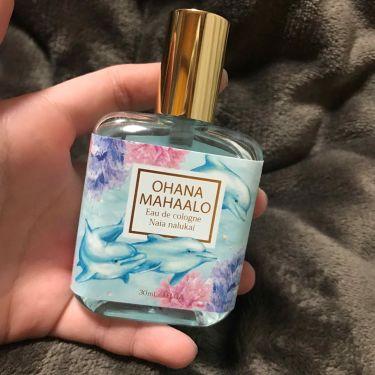 オハナ・マハロオ-ドワレ  〈ナイア ナルカイ〉/OHANA MAHAALO/香水(レディース)を使ったクチコミ(2枚目)