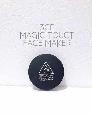 MAGIC TOUCH FACE MAKER/3CE/プレストパウダーを使ったクチコミ(1枚目)