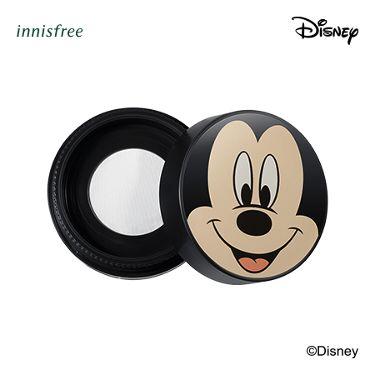 ポアブラー パウダー Disney Limited Edition innisfree