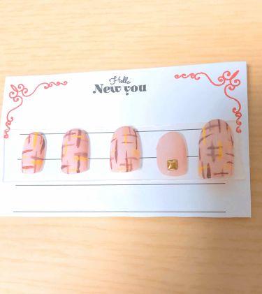 しずくネイル 筆/キャンドゥ/ネイル用品を使ったクチコミ(1枚目)