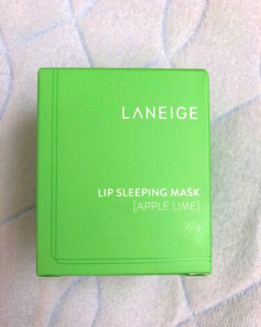 Lip Sleeping Mask/LANEIGE/リップケア・リップクリームを使ったクチコミ(3枚目)