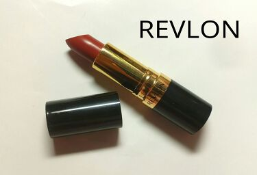 スーパー ラストラス リップスティック/REVLON(レブロン)/口紅を使ったクチコミ(1枚目)