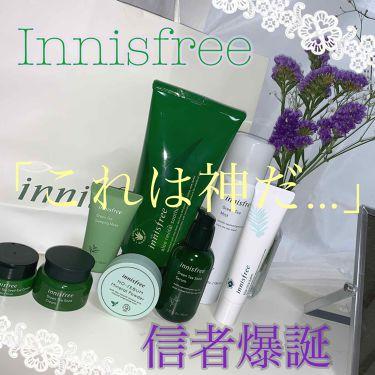 グリーンティーミネラルミスト/innisfree/ミスト状化粧水を使ったクチコミ(1枚目)