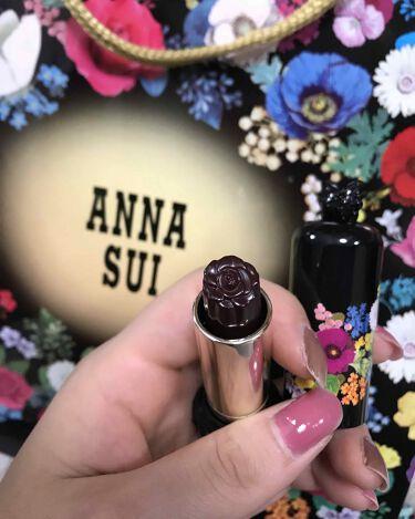 リップスティック S/ANNA SUI/口紅を使ったクチコミ(1枚目)