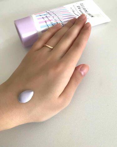 おかゆさんの「パラソーラパラソーラ イルミスキン UVエッセンス <SPF50+ PA++++><化粧下地>」を含むクチコミ