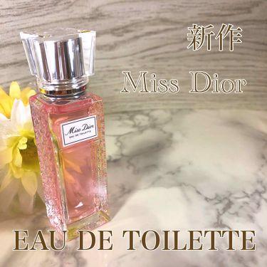 Seaさんの「Diorミス ディオール オードゥ トワレ<香水(レディース)>」を含むクチコミ
