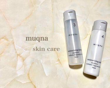 化粧水 しっとり/muqna/化粧水を使ったクチコミ(1枚目)