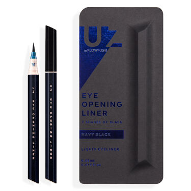 UZU EYE OPENING LINER 7 SHADES OF BLACK NAVY-BLACK