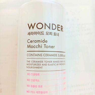 TONYMOLY(トニーモリー/韓国) WONDER Ceramide Mocchi Toner