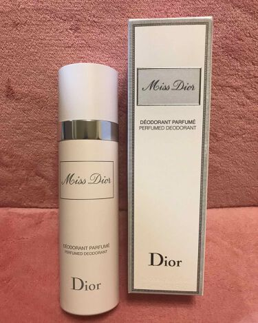 ミス ディオール ボディ スプレー/Dior/ボディローション・ミルクを使ったクチコミ(1枚目)