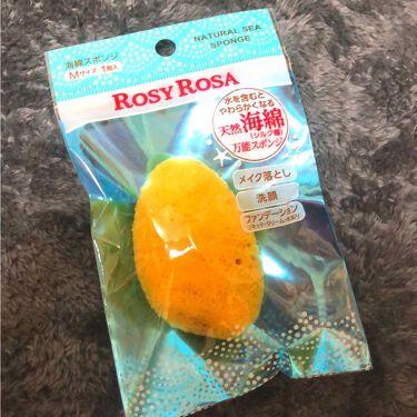 ロージーローザ 海綿スポンジ(シルク種)M
