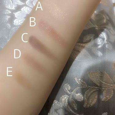 ブラウンシェードアイズN/KATE/パウダーアイシャドウを使ったクチコミ(3枚目)