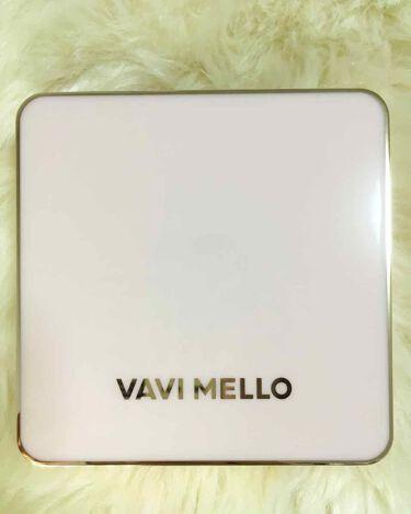 あやんちゅさんの「VAVI MELLO(バビメロ)ピンクピーチマーブルパクト<その他ファンデーション>」を含むクチコミ