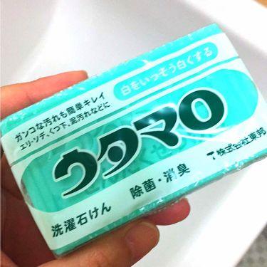 ウタマロ石けん/東邦/その他を使ったクチコミ(1枚目)