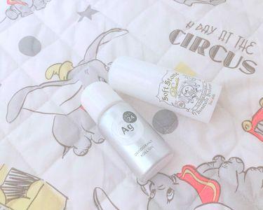 デオドラントロールオン (無香料)/エージーデオ24/デオドラント・制汗剤を使ったクチコミ(1枚目)