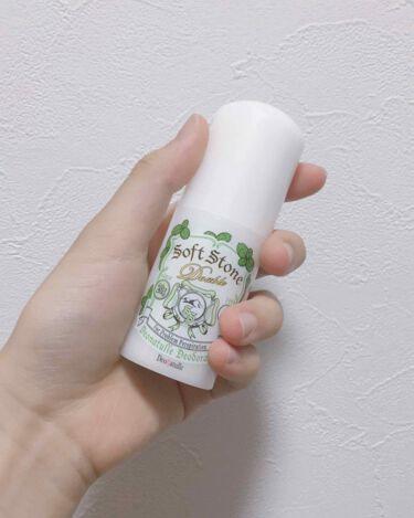 ちょい冷え続くソフトストーンW/デオナチュレ/デオドラント・制汗剤を使ったクチコミ(2枚目)