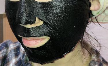マルチエフェクトタイトニングマスク/ヘラショー/シートマスク・パックを使ったクチコミ(4枚目)