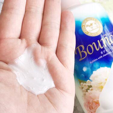 バウンシアボディソープ エアリーブーケの香り/Bouncia/ボディソープを使ったクチコミ(3枚目)