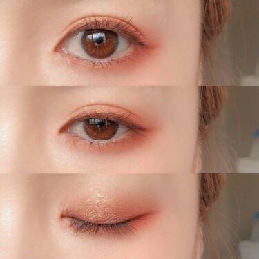 Eye Palette-Sweet Talk/ColourPop/パウダーアイシャドウを使ったクチコミ(3枚目)