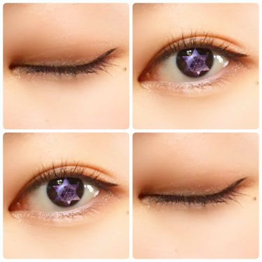 multi eye color palette/Amazon Series/パウダーアイシャドウを使ったクチコミ(3枚目)