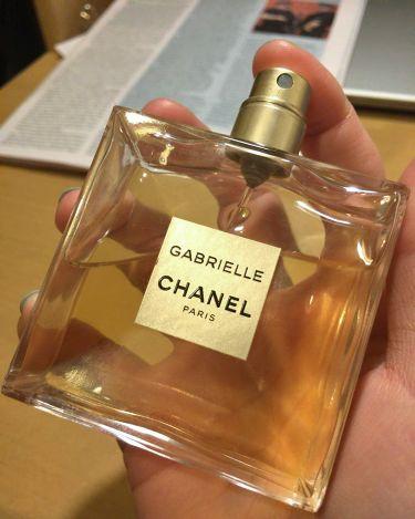 ガブリエル シャネル オードゥ パルファム (ヴァポリザター)/CHANEL/香水(レディース)を使ったクチコミ(2枚目)