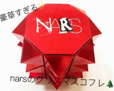 riiiii♥︎さんの「NARSアドベントカレンダー<メイクアップキット>」を含むクチコミ
