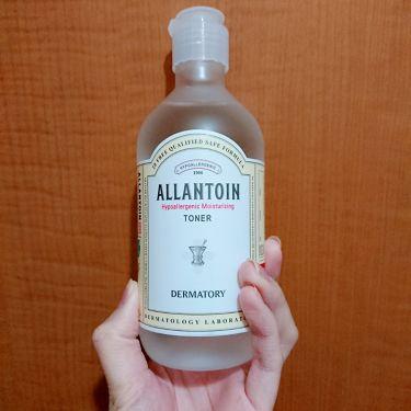 ダーマトリー ハイポアレルギー モイスチャライジングトナー/Dermatory/化粧水を使ったクチコミ(1枚目)