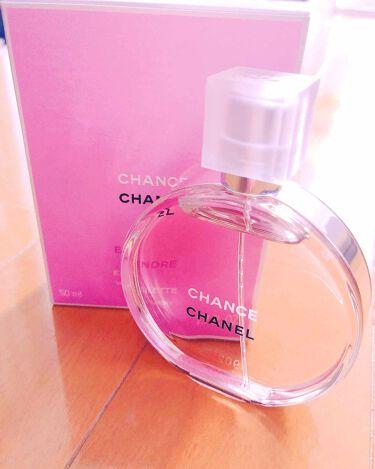 *.🌼みぃたろ🌼.*さんの「CHANELチャンス オー タンドゥル オードゥ トワレット(ヴァポリザター)<香水(レディース)>」を含むクチコミ