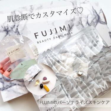 パーソナライズサプリメント「FUJIMI(フジミ)」/FUJIMI/健康サプリメントを使ったクチコミ(1枚目)