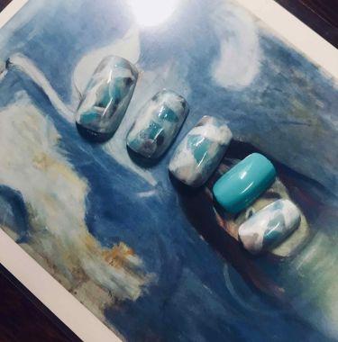 小夜子&エリン on LIPS 「【OceanPuzzle/海洋迷宮】海に触発されたこの創造とて..」(3枚目)