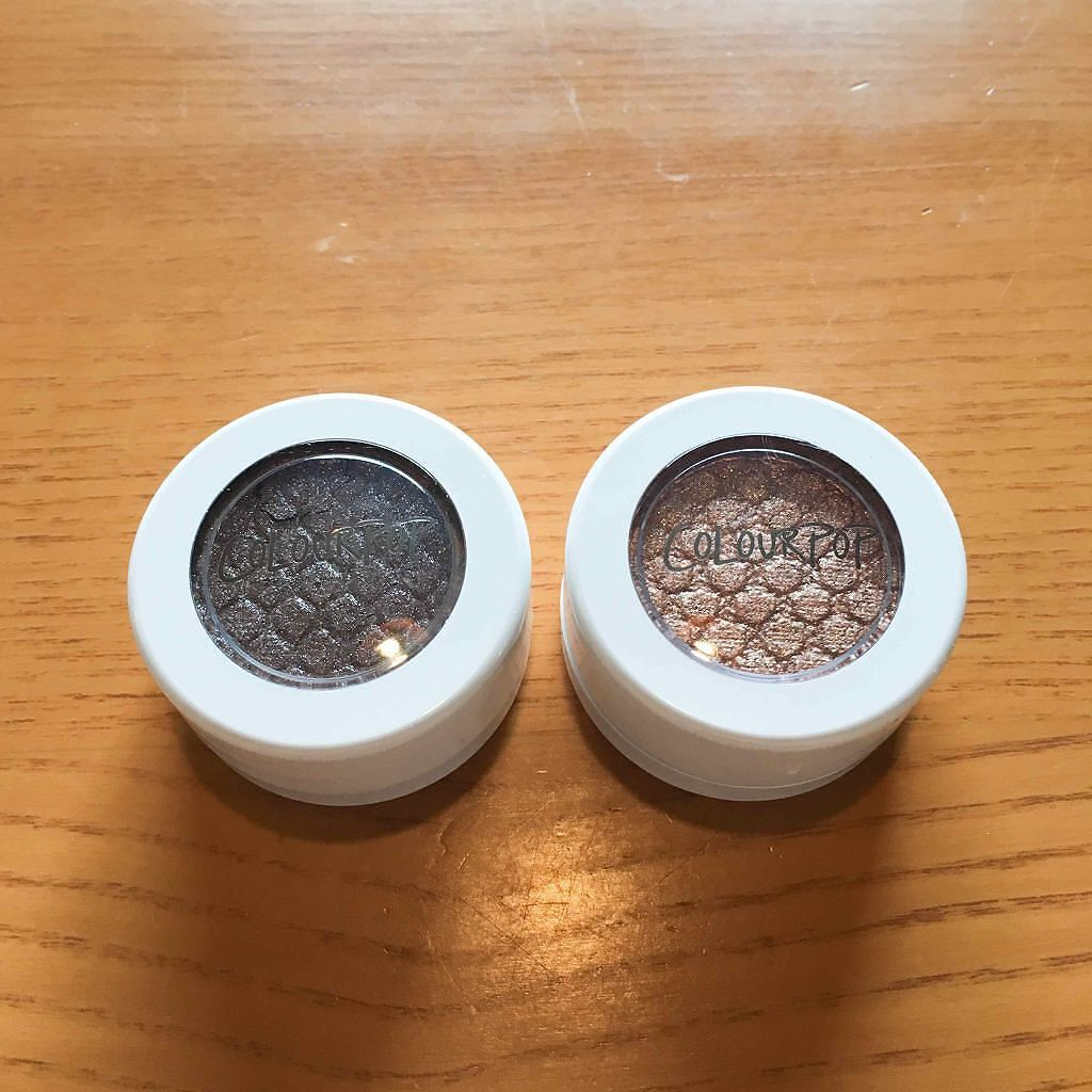 ColourPop(カラーポップ)のsuper shock shadow