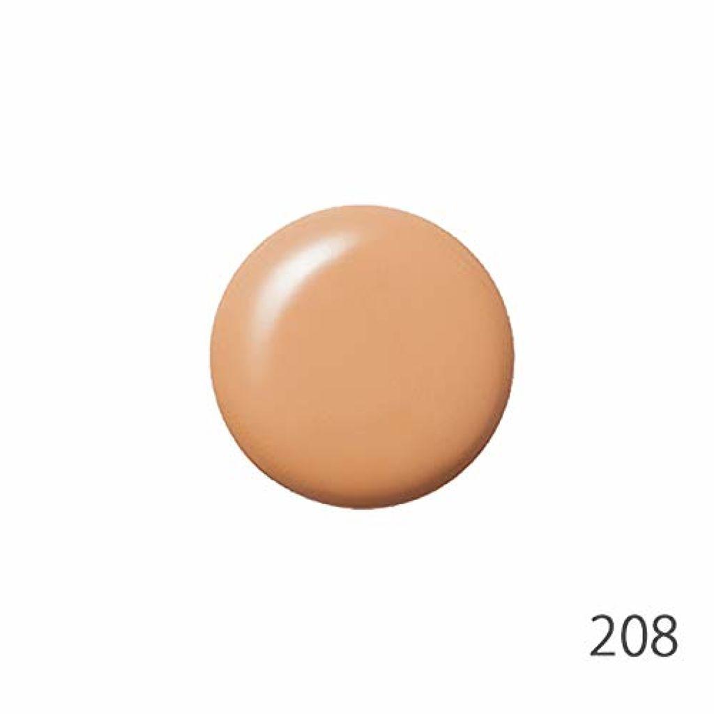 コンプリートハーモニーファンデーション 208【アジア限定色】