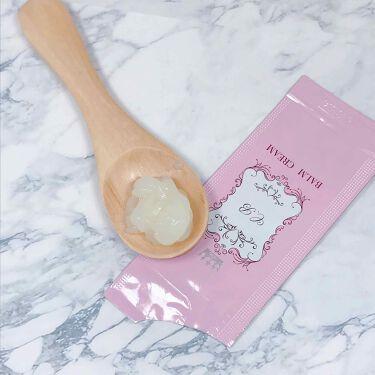 麗凍化粧品バームクリーム/クレンジングクリームを使ったクチコミ(2枚目)